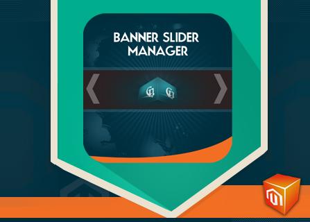 Banner Slider Manager