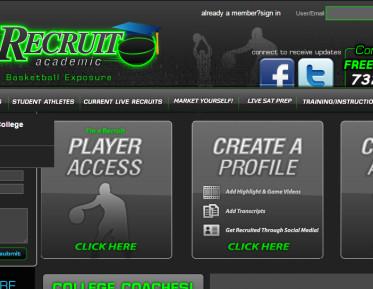 basketball recruiting website