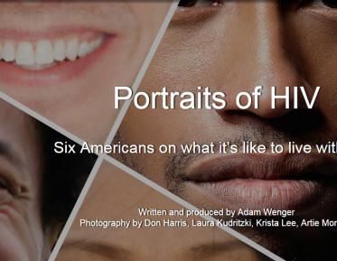 hiv portraits