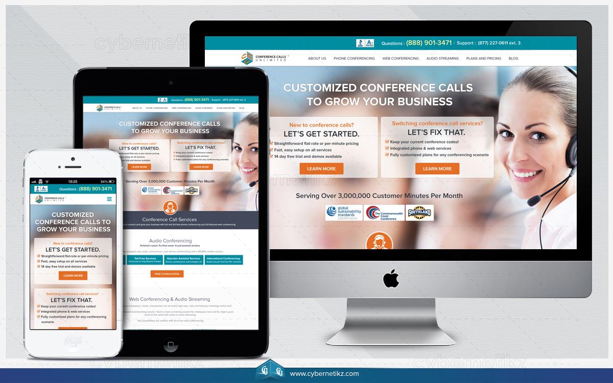 responsive webdesign examples